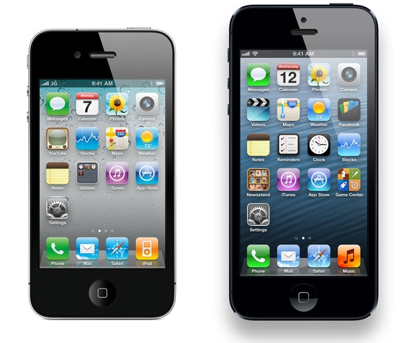 iphone5 or the iphone4s